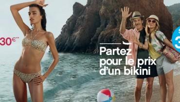 Campagne 30€ © Transavia.com