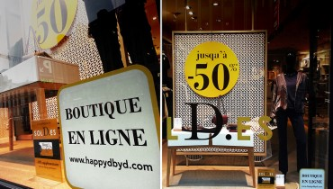 Boutique Lille © Happy D. by Damart
