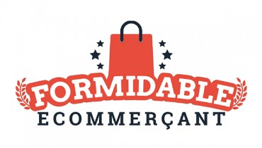 Logo Formidable Ecommerçant © WiziShop