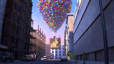 Là-haut c Pixar