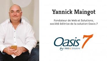 Portrait Yannick Maingot