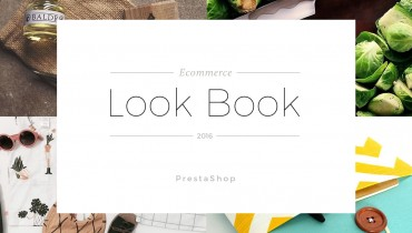 Lookbook e-commerce 2016 Prestashop